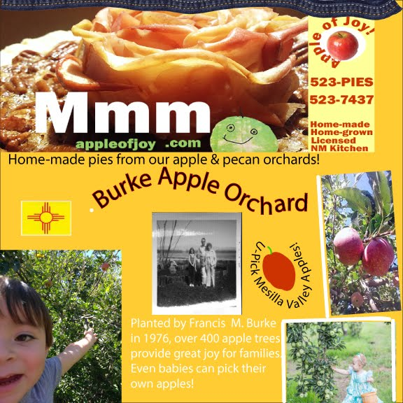 U-Pick Mesilla Valley Apples Facebook Page